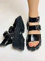 Evromoda. Жіночі босоніжки з натуральної шкіри Туреччина. Розмір 36 37 39 40. Vellena, фото 9