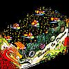 Фейерверк Beauty in dream GWM66068 68 выстрелов