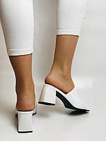 Висока якість! Жіночі босоніжки з відкритим носом,на середньому каблуці,з ремінцем на кісточці.35-40.Vellena, фото 8