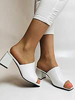 Висока якість! Жіночі босоніжки з відкритим носом,на середньому каблуці,з ремінцем на кісточці.35-40.Vellena, фото 10