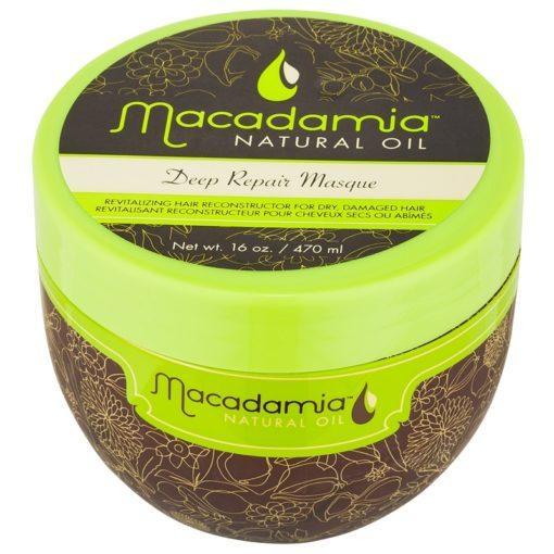 Восстанавливающая маска для волос Macadamia Natural Oil Deep Repair Masque, 470 мл