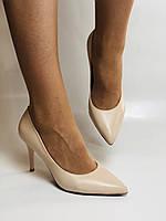 Molka. Модельні туфлі. На шпильці. Натуральна шкіра. Розмір 35, 36, 37,38, 39, фото 2