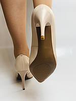 Molka. Модельні туфлі. На шпильці. Натуральна шкіра. Розмір 35, 36, 37,38, 39, фото 5