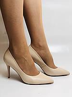 Molka. Модельні туфлі. На шпильці. Натуральна шкіра. Розмір 35, 36, 37,38, 39, фото 10