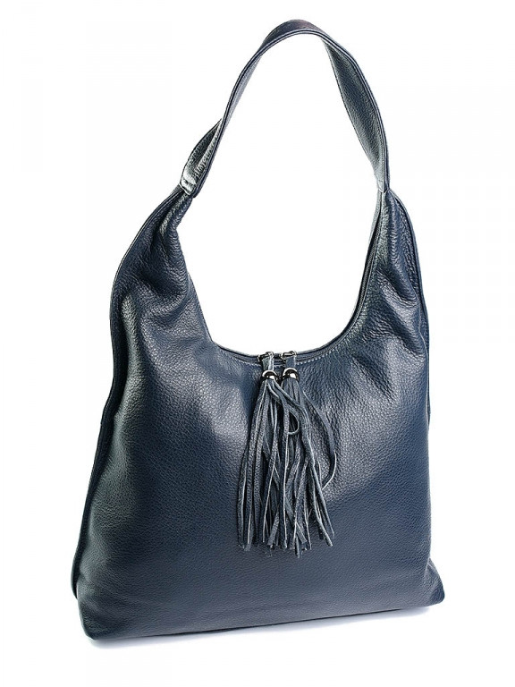 Жіноча сумка 346 Синяя