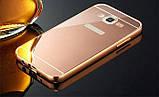 Алюминиевый чехол бампер для Samsung Galaxy J5-J500H (2015 год), фото 2