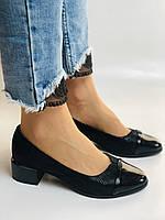 Molka. Женские модельные туфли-лодочки из натуральной кожи. Размер 35 36 37 38 39 40, фото 8