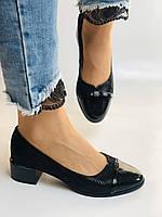 Molka. Женские модельные туфли-лодочки из натуральной кожи. Размер 35 36 37 38 39 40, фото 10