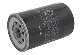 Фильтр маслянный MAN51055017160, W1160, LF3506, H210W01, OC206