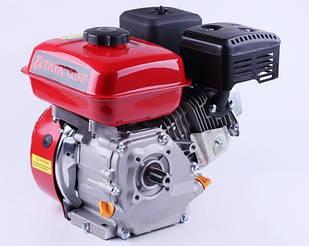 Двигатель бензиновый TATA 170FB (под шлицы Ø25mm, 7 л.с.)