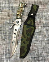Мисливський ніж c Чохлом 29см Colunbir Н-201 (з ліхтариком), фото 2