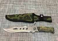 Мисливський ніж c Чохлом 29см Colunbir Н-201 (з ліхтариком), фото 3