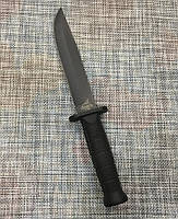 Большой тактический нож с чехлом GERBFR 2118А для охоты и рыбалки (30см), туристический нож для выживания, фото 5