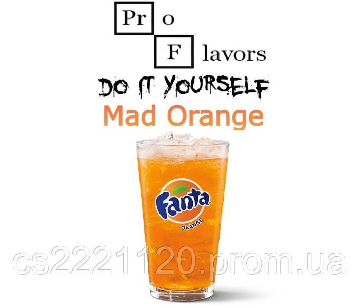 Набор для замеса жидкости Pro Flavors Mad Orange 100 мл.