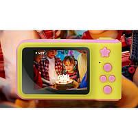 Дитячий цифровий фотоапарат Smart Kids Camera V7, фото 5