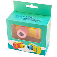 Дитячий цифровий фотоапарат Smart Kids Camera V7, фото 6