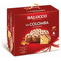Пасхальный куличBalocco laColomba Classica с цукатами 1000 г (Италия)