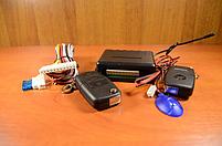 Автомобильный блок дистанционного управления центральным замком FOCUS KE 311-377 c пультами и выкидным ключом, фото 3