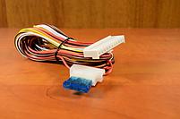 Автомобильный блок дистанционного управления центральным замком FOCUS KE 311-377 c пультами и выкидным ключом, фото 5