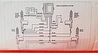 Универсальный центральный замок для авто ART-01 для всех типов легкового автомобиля, дверные авто замки, фото 4