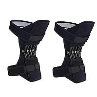 Коленные стабилизаторы Powerknee Nasus sports поддержка коленного сустава,  облегчение боли для колена, фото 4