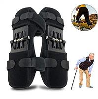 Коленные стабилизаторы Powerknee Nasus sports поддержка коленного сустава,  облегчение боли для колена, фото 6