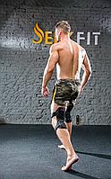 Коленные стабилизаторы Powerknee Nasus sports поддержка коленного сустава,  облегчение боли для колена, фото 7