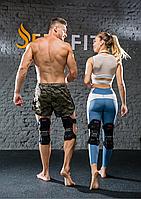 Коленные стабилизаторы Powerknee Nasus sports поддержка коленного сустава,  облегчение боли для колена, фото 8