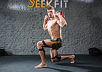 Коленные стабилизаторы Powerknee Nasus sports поддержка коленного сустава,  облегчение боли для колена, фото 9
