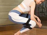 Коленные стабилизаторы Powerknee Nasus sports поддержка коленного сустава,  облегчение боли для колена, фото 10