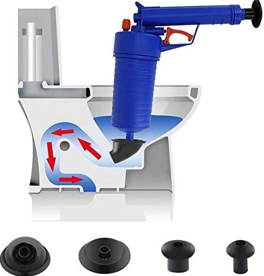 Air Power Drain Blaster Gun