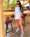 Футболка жіноча літнє з бавовни з вишивкою (р. 42-50) 2717459, фото 2