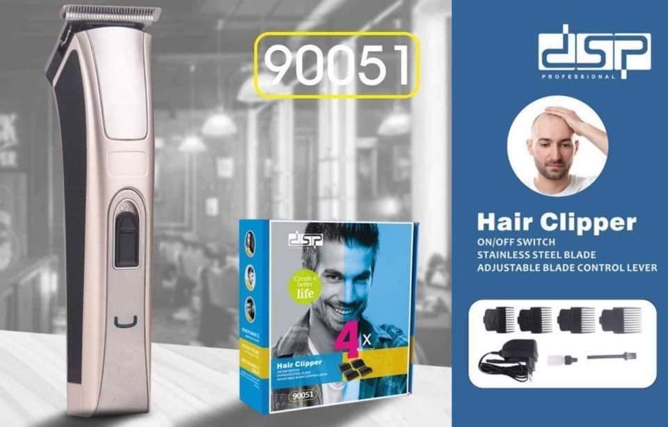 Машинка для стрижки волосся DSP 90051