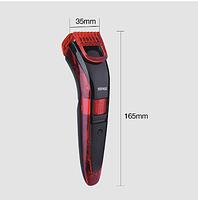 Машинка для стрижки беспроводная DSP F-90036 / триммер для стрижки ( Красный, Зеленый, Оранжевый), фото 7