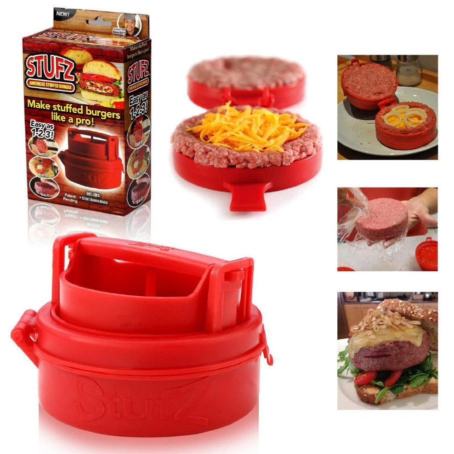 Прес форма для котлет і бургерів Stufz Burger (WM-28)