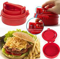 Прес форма для котлет і бургерів Stufz Burger (WM-28), фото 5