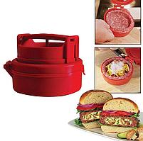 Прес форма для котлет і бургерів Stufz Burger (WM-28), фото 7
