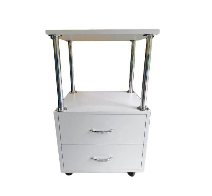 """Стіл-візок косметологічна з висувним ящиком для салонів краси """"Ліа-2"""""""
