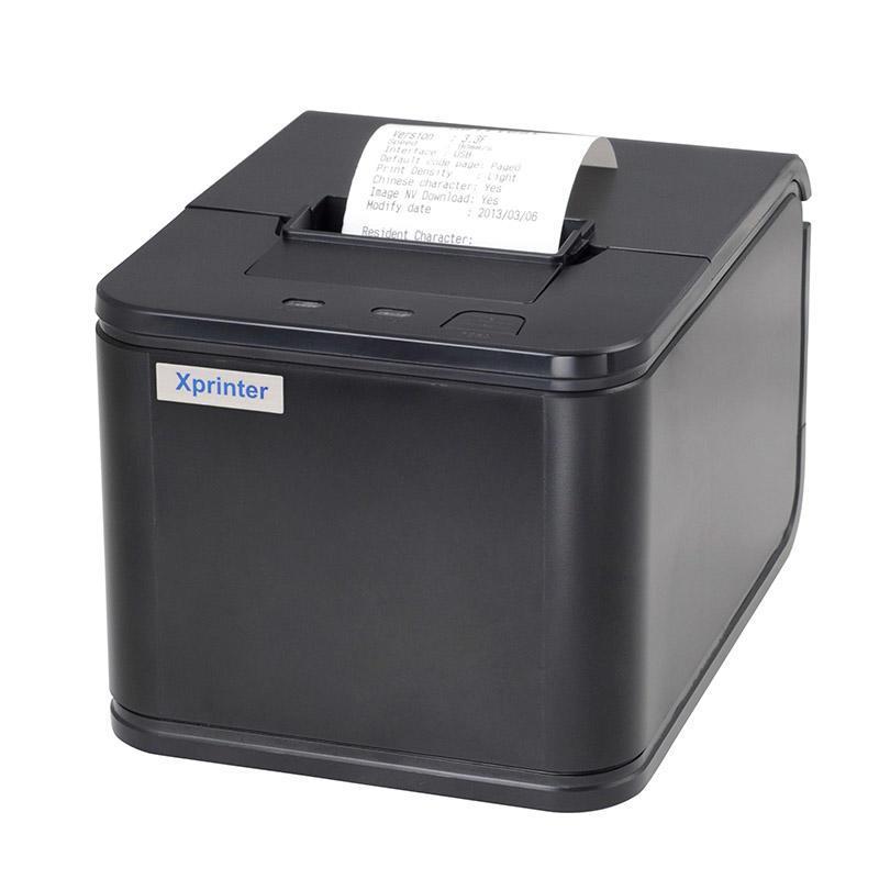 Чековый POS-принтер Xprinter XP-C58H USB (Гарантия 1 год) Black