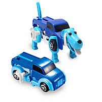 Детская игрушка трансформер машинка собака Развивающая игра для детей Компактная машинка-трансформер, фото 2