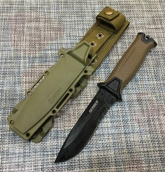 Мисливський ніж Gerber 24,5 см / 810