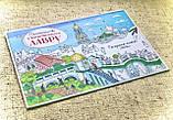 "Раскраска-плакат (100х60 см, в конверте) ""Паломничество в Киево-Печерскую лавру"", фото 3"
