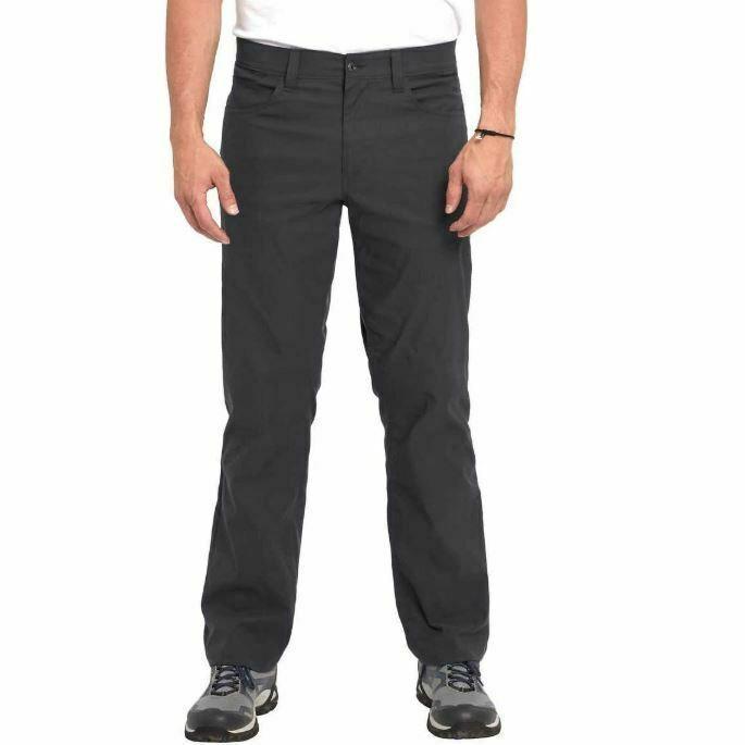 Треккинговые штаны Eddie Bauer Men's Adventure Trek Pants Charcoal 34x34