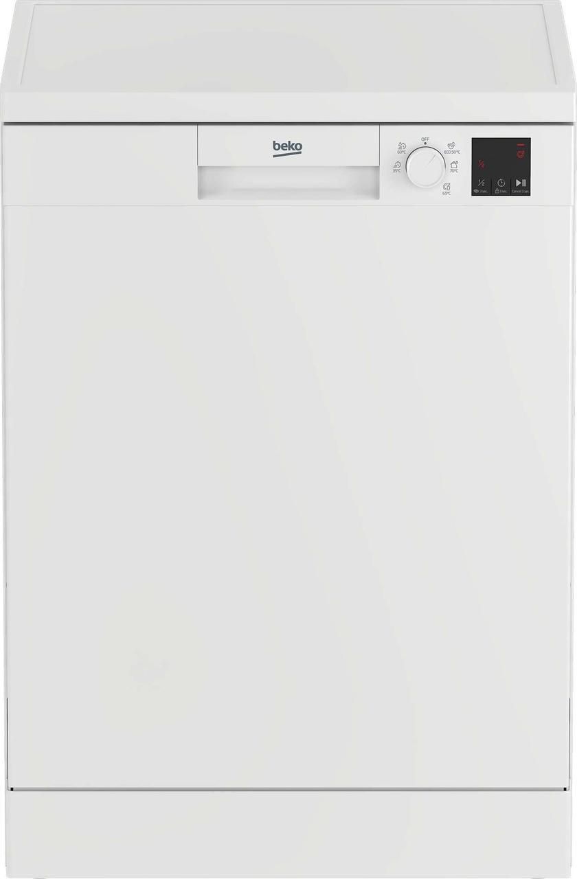 Отдельностоящая посудомоечная машина BEKO DVN05320W [60см]