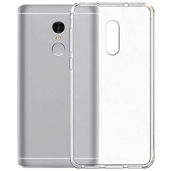 TPU чехол Epic Transparent 1,0mm для Xiaomi Redmi Note 4X / Note 4 (Snapdragon)