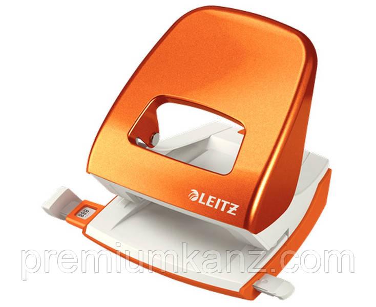 Офисный дырокол для бумаги 30 листов Leitz NeXXt Series WOW