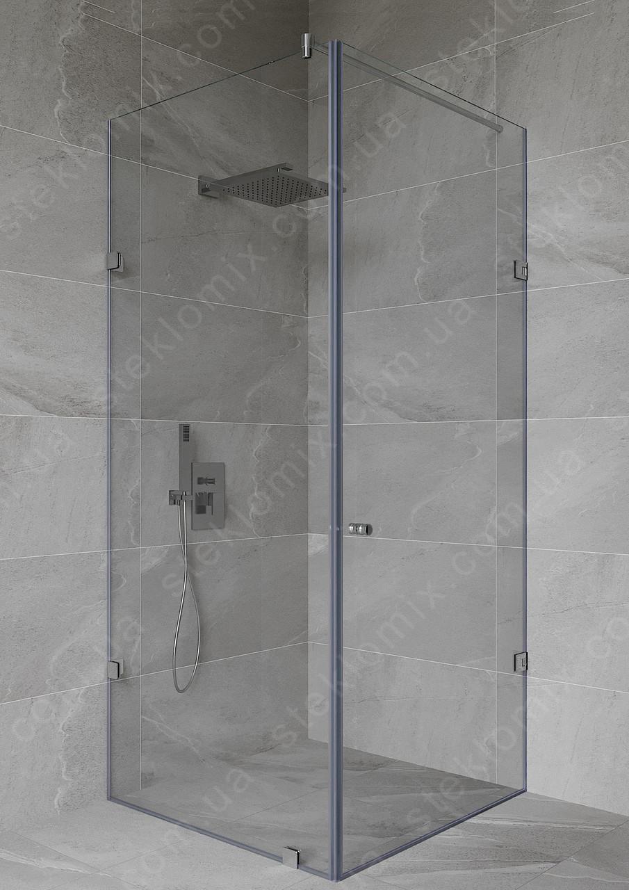 Душевые кабины с распашными дверьми копия душ