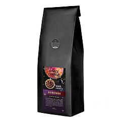 Свіжообсмажена кава в зернах Space Coffee Burundi 100% арабіка 250 грам