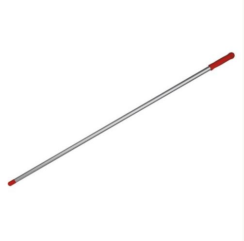 Рукоятка алюминиевая анодированная, резьба, 130 см*22 мм. AES286