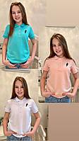 Підліткова футболка-поло для дівчинки Billie Eilish 8-12 років, колір уточнюйте при замовленні